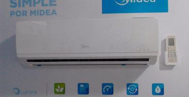 maquinas aire acondicionado Midea