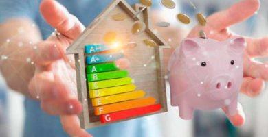 Viviendas de obra nueva con recibos de calefacción y luz por menos de 25 euros al mes