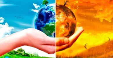 la lucha contra el cambio climático