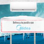 Midea busca el pueblo más caluroso de España