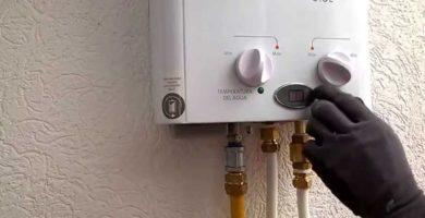 Reparación calentadores en alicante