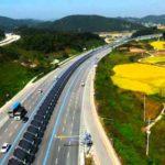 Ciclovía-coreana-cubierta-por-paneles-solares
