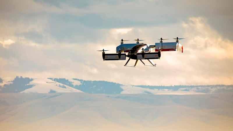 Aeronaves Autónomas, meta del programa iMOV3D