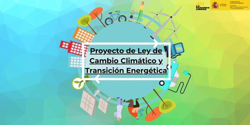 La eficiencia energética, pilar de la descarbonización en el proyecto de Ley de Cambio Climático