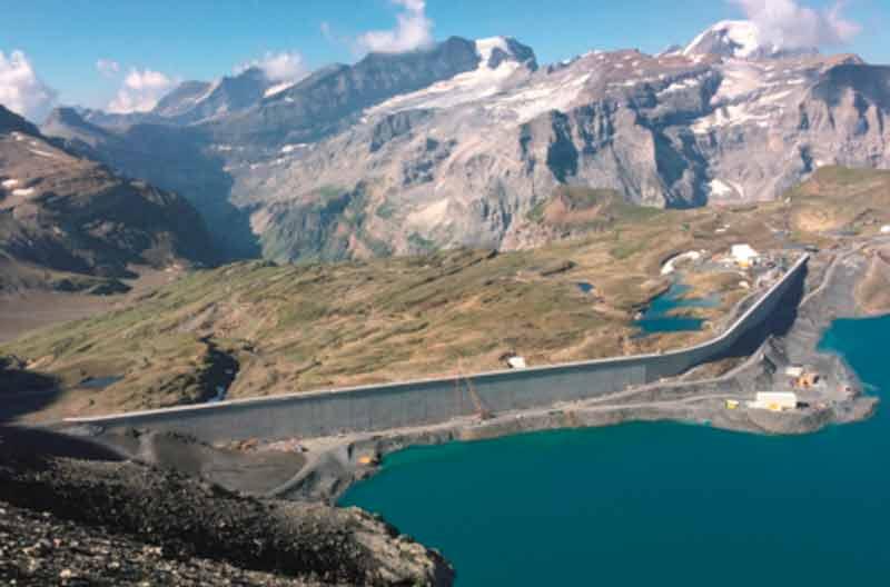 Se construirá la primera planta solar alpina más alta de Europa
