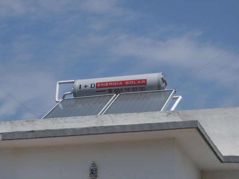 CALEFACCIÓN SOLAR TÉRMICA / Energía renovable y rentable económicamente