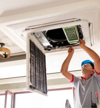 Las averías en el aire acondicionado afectan el consumo eléctrico