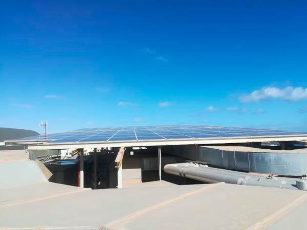Palacio de congresos tendrá energía fotovoltaica
