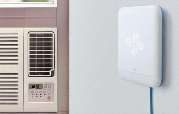 ¿Cómo convertir mi viejo aire acondicionado en uno inteligente?