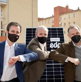 Actur: El nuevo barrio solar que hará un cambio energético en Zaragoza