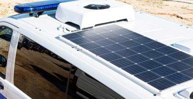Ambulancias eléctricas son amigables con la climatización en España